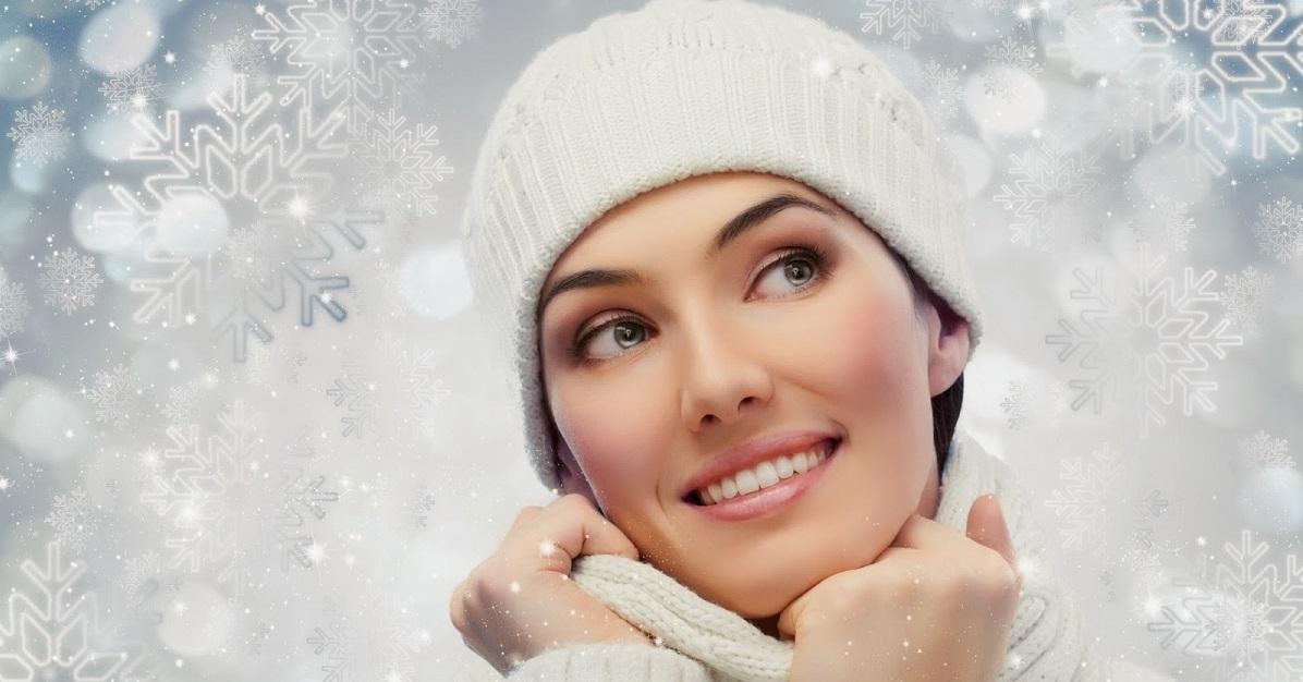 Как ухаживать за кожей в зимнее время